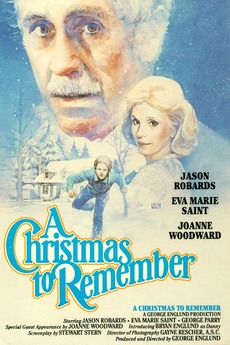 A Christmas to Remember (1978) directed by George Englund • Film + ...