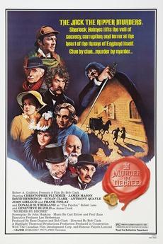Murder By Decree 1979 Directed Bob Clark O Reviews Film Cast