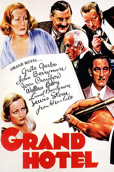 Grand Hotel 1932 Directed By Edmund Goulding Reviews Film