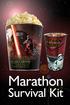 Marathon Survival Kit