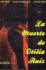 La muerte de Otilia Ruiz