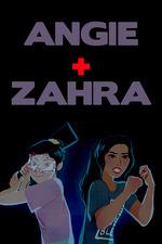 Angie + Zahra