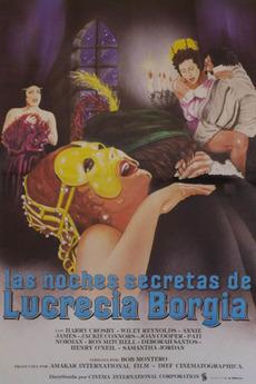 The Secret Nights of Lucrezia Borgia