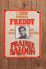 Prairie-Saloon