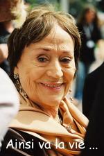 Annie Girardot, ainsi va la vie