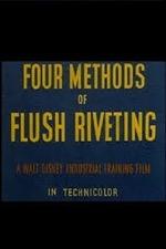Four Methods of Flush Riveting