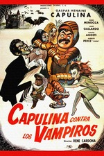 Capulina vs. the Vampires