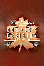 Donald's Decision