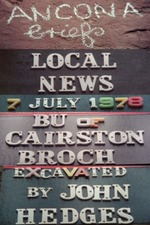 Local News: Bu of Cairston Broch