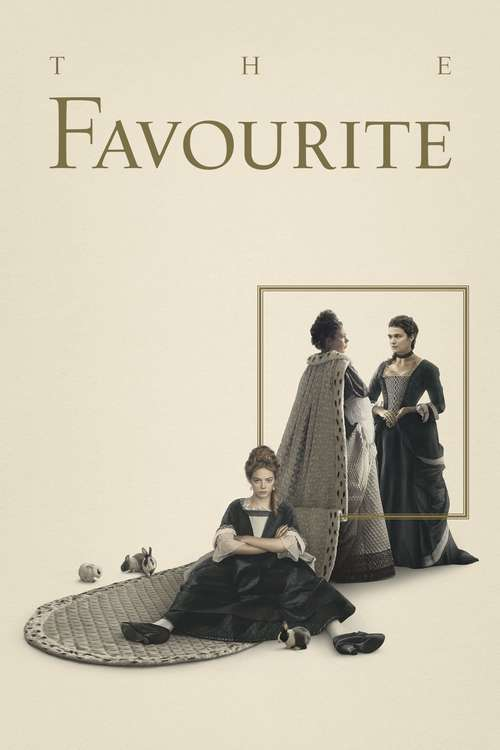 Film poster for The Favourite