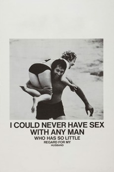 I Could Never Have Sex with Any Man Who Has So Little Regard for My Husband