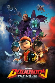 Ratings For Boboiboy The Movie Letterboxd