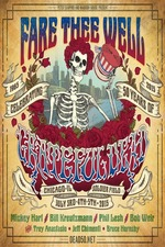 Grateful Dead: Fare Thee Well - Rainbows Are Real, Chicago, IL