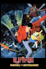Lupin the Third: Farewell to Nostradamus