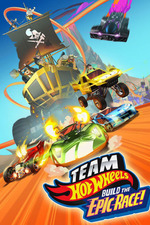Team Hot Wheels: Build the Epic Race