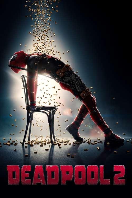 Filmplakat Deadpool 2, 2018