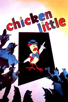 Chicken Little 1943 Directed By Clyde Geronimi Reviews Film