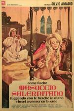 Come fu che Masuccio Salernitano, fuggendo con le brache in mano, riuscì a conservarlo sano