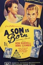 A Son is Born
