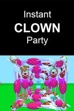 Instant Clown Party