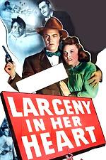 Larceny in Her Heart