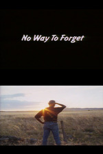 No Way to Forget