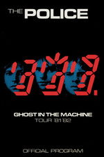The Police: Ghost In The Machine Tour - Live At Gateshead 1982