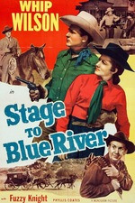 Stage to Blue River