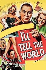 I'll Tell the World