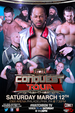 ROH: Conquest Tour - Philadelphia ('16)