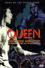Queen: Definitive Houston