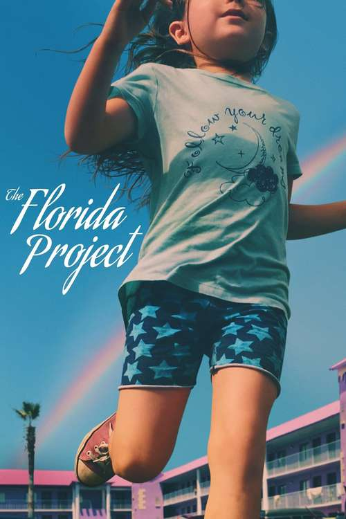 Film poster for The Florida Project