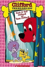 Clifford the Big Red Dog: Rock N' Roll Clifford