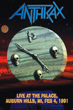 Anthrax: [1991] Auburn Hills, MI