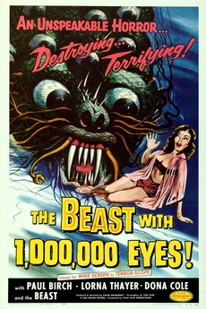 The Beast with a Million Eyes (1955)