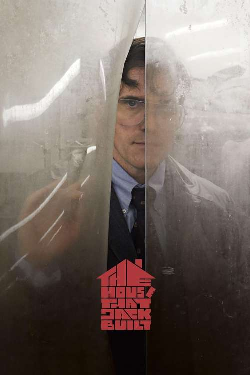 Filmplakat The House That Jack Built, 2018