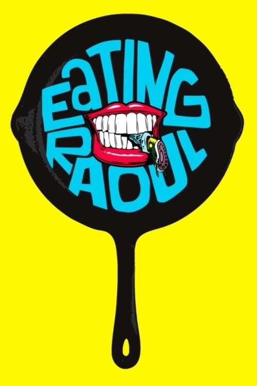 Eating Raoul movie poster