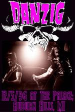 Danzig: [1996] Auburn Hills, Michigan