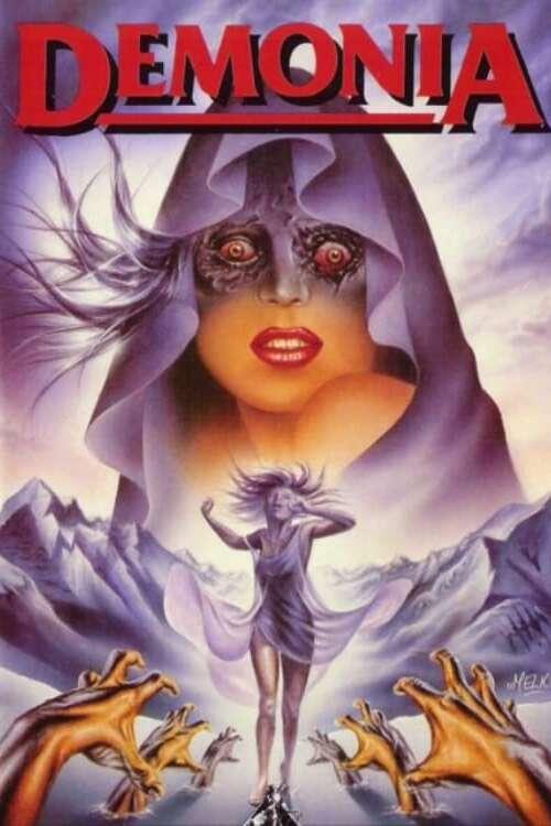 Demonia movie poster