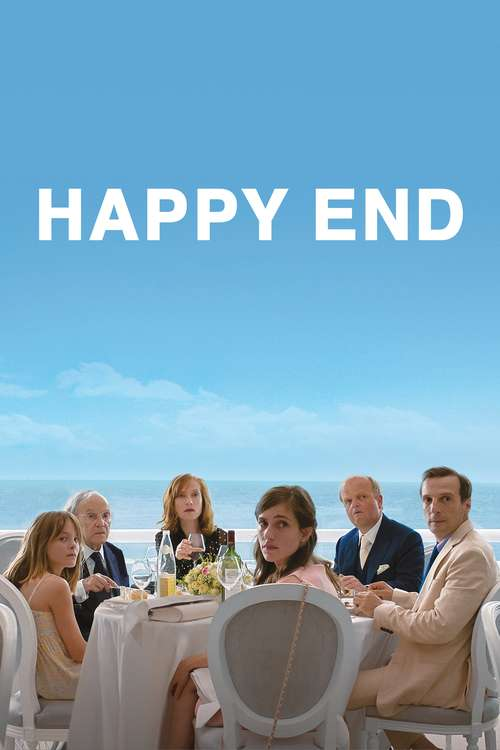 Cover Happy End