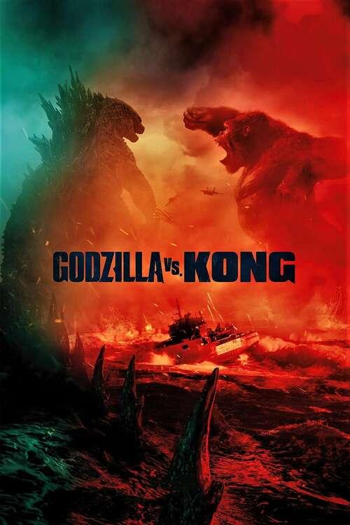 Godzilla vs. Kong, 2021 - ★★★★