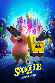 The SpongeBob Movie: Sponge on the Run