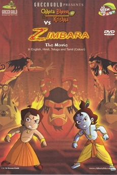 Chhota Bheem & Krishna vs Zimbara