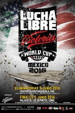AAA: Lucha Libre World Cup 2016 (Day One)