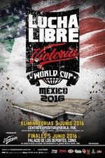 AAA: Lucha Libre World Cup 2016 (Day Two)