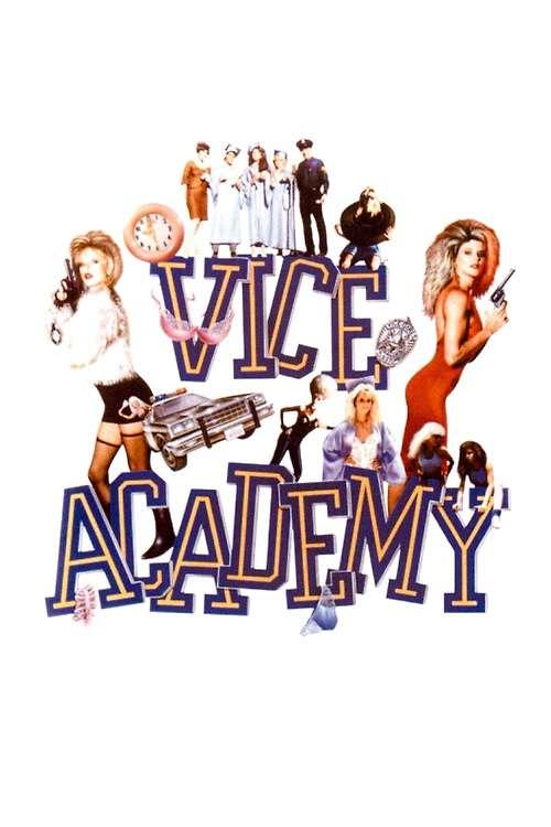 Vice Academy movie poster