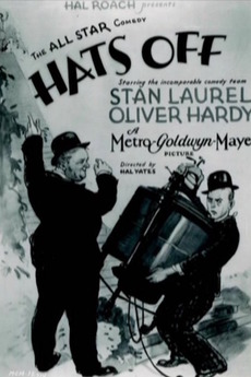 Laurel & Hardy: Hats Off (2005) directed by Liam Dale • Reviews ...