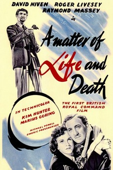 A Matter of Life and Death (1946) directed by Michael Powell ...