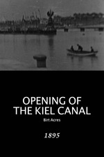 Opening of the Kiel Canal