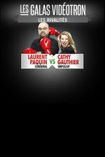 Juste pour rire 2016 - Laurent Paquin VS Cathy Gauthier
